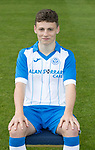 St Johnstone FC Season 2017-18 Photocall<br />Jamie Mackenzie<br />Picture by Graeme Hart.<br />Copyright Perthshire Picture Agency<br />Tel: 01738 623350  Mobile: 07990 594431