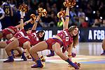 Turkish Airlines Euroleague 2017/2018.<br /> Regular Season - Round 6.<br /> FC Barcelona Lassa vs Anadolu efes Istanbul: 85-89.<br /> Dream Cheers.