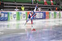 SPEED SKATING: HAMAR: Viking Skipet, 03-02-2019, ISU World Cup Speed Skating, Ruslan Zakharov (RUS), ©photo Martin de Jong