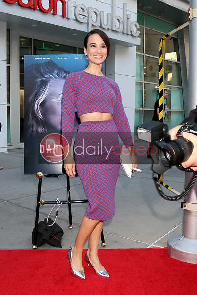 """Alison Becker<br /> at the """"In Darkness"""" Premiere, Arclight, Hollywood, CA 05-23-18<br /> David Edwards/DailyCeleb.com 818-249-4998"""