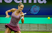 Rosmalen, Netherlands, 13 June, 2019, Tennis, Libema Open, Arantxa Rus (NED)<br /> Photo: Henk Koster/tennisimages.com