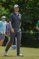Justin Rose (GBR) heads down 14 during Round 3 of the Zurich Classic of New Orl, TPC Louisiana, Avondale, Louisiana, USA. 4/28/2018.<br /> Picture: Golffile | Ken Murray<br /> <br /> <br /> All photo usage must carry mandatory copyright credit (&copy; Golffile | Ken Murray)