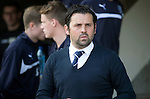 St Johnstone v Dundee...13.09.14  SPFL<br /> Dundee manager Paul Hartley<br /> Picture by Graeme Hart.<br /> Copyright Perthshire Picture Agency<br /> Tel: 01738 623350  Mobile: 07990 594431