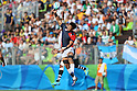 Yoshitaka Tokunaga (JPN), <br /> AUGUST 11, 2016 - / Rugby Sevens : <br /> Men's Semi-final <br /> between Fiji 20-5 Japan <br /> at Deodoro Stadium <br /> during the Rio 2016 Olympic Games in Rio de Janeiro, Brazil. <br /> (Photo by YUTAKA/AFLO SPORT)