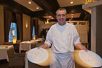 Amérique/Amérique du Nord/Canada/Québec/ Québec:  Yvan Lebrun. Restaurant Initiale