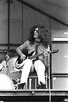 Led Zeppelin  1969   Jimmy Page at Bath Festival........