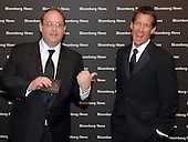 "Washington, D.C. - April 21, 2007 -- Marc Cherry, creator of the TV hit show ""Desperate Housewives"" and James Denton, one of the stars of the show, share some laughs as they attend the Bloomberg News Party at the Embassy of Costa Rica following the 2007 White House Correspondents Association dinner at the Washington Hilton in Washington, D.C. on Saturday evening, April 21, 2007..Credit: Ron Sachs / CNP                                                                (NOTE: NO NEW YORK OR NEW JERSEY NEWSPAPERS OR ANY NEWSPAPER WITHIN A 75 MILE RADIUS OF NEW YORK CITY)"
