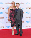 Seth Green and Clare Grant<br /> <br /> <br />  attends The Marvel Studios World Premiere GUARDIANS OF THE GALAXY held at The Dolby Theatre in Hollywood, California on July 21,2014                                                                               &copy; 2014Hollywood Press Agency