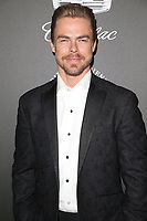 06 January 2018 - Santa Monica, California - Derek Hough. The Art Of Elysium's 11th Annual Black Tie Artistic Experience HEAVEN Gala held at Barker Hangar. <br /> CAP/ADM/FS<br /> &copy;FS/ADM/Capital Pictures