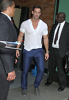 May 23, 2012  William Levy of Dancing with the Stars at Good Morning America at Times Square in New York City. Credit: Roger Wong/MediaPunch Inc.