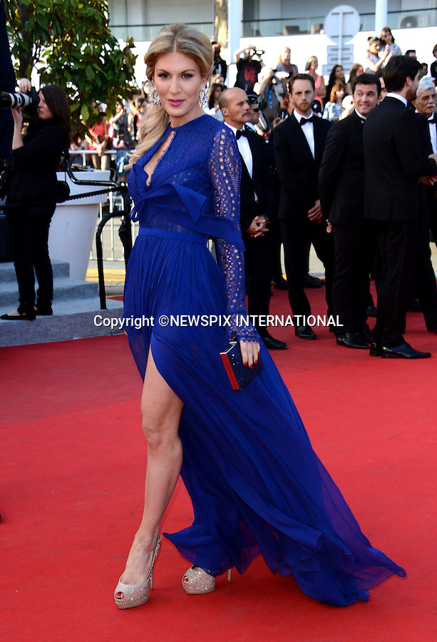 HOFIT GOLAN<br /> attends the &quot;Deux Jour, Une Nuit&quot; screening at the 67th Cannes Film Festival, Cannes<br /> Mandatory Credit Photo: &copy;NEWSPIX INTERNATIONAL<br /> <br /> **ALL FEES PAYABLE TO: &quot;NEWSPIX INTERNATIONAL&quot;**<br /> <br /> IMMEDIATE CONFIRMATION OF USAGE REQUIRED:<br /> Newspix International, 31 Chinnery Hill, Bishop's Stortford, ENGLAND CM23 3PS<br /> Tel:+441279 324672  ; Fax: +441279656877<br /> Mobile:  07775681153<br /> e-mail: info@newspixinternational.co.uk
