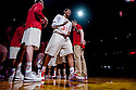 March 1, 2014: Shavon Shields (31) of the Nebraska Cornhuskers introduce before the game against Northwestern at the Pinnacle Bank Arena, Lincoln, NE. Shields had a double-double on the night with 17 points and 10 rebounds. Nebraska 54 Northwestern 47.