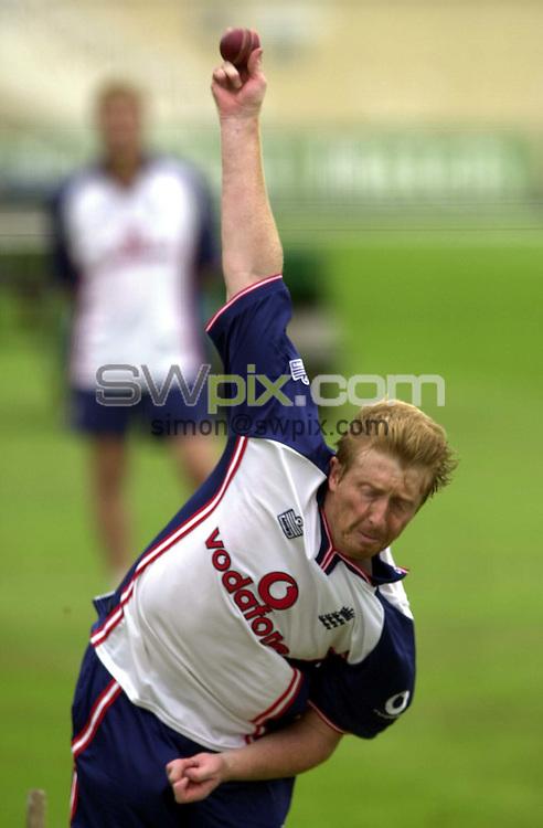 Pix: Matthew Lewis/SWpix.com. International Cricket. England Cricket Training, Trent Bridge. 12/08/03..COPYRIGHT PICTURE>>SIMON WILKINSON>>0870 092 0092>>..England's Glen Chappell.