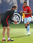 Atletico de Madrid's Santiago Arias during training session. June 2,2020.(ALTERPHOTOS/Atletico de Madrid/Pool)