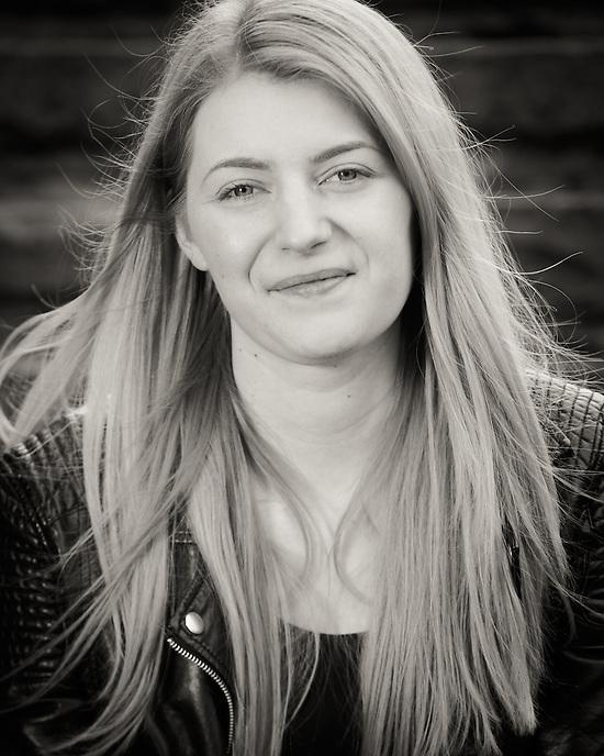 Portrait shoot with Eleanor Mottershead.