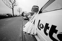 Kuurne-Brussel-Kuurne 2012<br /> feedzone