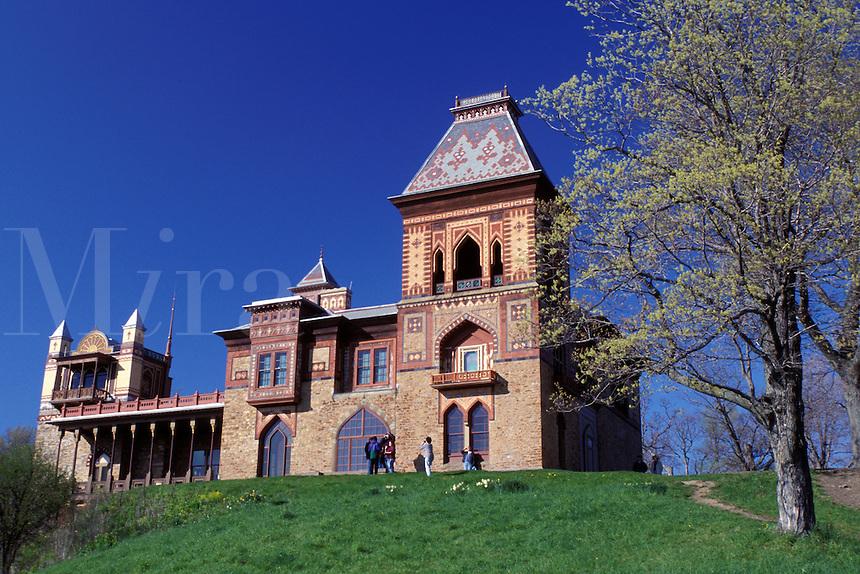 Olana State Historic Site, Hudson, New York