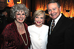 BEVERLY HILLS - JUN 12: Jomarie Ward, Florence Henderson, John Holly at The Actors Fund's 20th Annual Tony Awards Viewing Party at the Beverly Hilton Hotel on June 12, 2016 in Beverly Hills, California