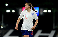 Fran Kirby of England looks on during the Women's International friendly match between England Women and Australia at Ashton Gate, Bristol, England on 9 October 2018. Photo by Bradley Collyer / PRiME Media Images.