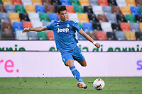 Cristiano Ronaldo of Juventus<br /> during the Serie A football match between Udinese Calcio and Juventus FC at Friuli stadium in Udine <br />  (Italy), July 23th, 2020. Play resumes behind closed doors following the outbreak of the coronavirus disease. Photo Federico Tardito / Insidefoto