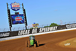 May 27, 2010; 5:32:47 PM; Wheatland, Mo., USA; The  Lucas Oil Late Model Dirt Series running the 18th Annual Dart Show-Me 100 event at the Lucas Oil Speedway.  Mandatory Credit: (thesportswire.net)