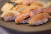 Niijima sushi: the freshest possible local fish