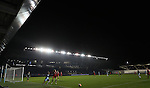 General views during the Women's Champions League last 16 tie, first leg between Manchester City Women and Brondby IF at the Academy Stadium. <br /> <br /> Photo credit should read: Lynne Cameron/Sportimage
