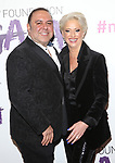 John Mahdessian and Real Housewives of New York Dorinda Medley attend the National Retail Federation GALA Held at Pier 60 (Chelsea Piers)