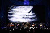 SUNRISE FL - FEBRUARY 20: Christine McVie, John McVie, Stevie Nicks, Mick Fleetwood, Neil Finn and Mike Campbell of Fleetwood Mac perform at The BB&T Center on February 20, 2019 in Sunrise, Florida. Photo by Larry Marano © 2019