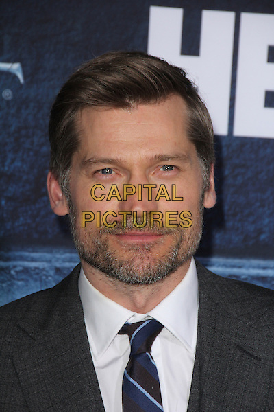 HOLLYWOOD, CA - APRIL 10: Nikolaj Coster-Waldau at the premiere of HBO's 'Game of Thrones' Season 6 at the TCL Chinese Theatre on April 10, 2016 in Hollywood, California. <br /> CAP/MPI/DE<br /> &copy;DE/MPI/Capital Pictures