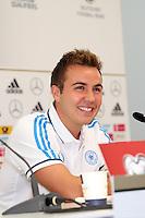 03.09.2015: Pressekonferenz der Nationalmannschaft
