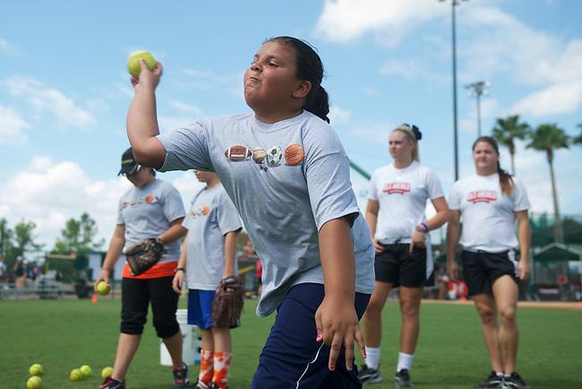 July  18, 2011 - Lake Buena Vista, FL - Wide World of Sports:  2011 ESPN Rise Games..Credit: Steve Johnson/ESPN
