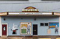Houdini Museum, Scranton, Pennsylvania, USA