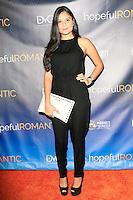 LOS ANGELES - NOV 9: Maria Mesa at the special screening of Matt Zarley's 'hopefulROMANTIC' at the American Film Institute on November 9, 2014 in Los Angeles, California