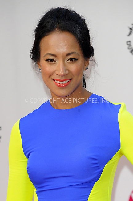 WWW.ACEPIXS.COM<br /> <br /> US Sales Only<br /> <br /> June 20 2013, London<br /> <br /> Anne Keothanvong at the Pre-Wimbledon Party at Kensington Roof Gardens on June 20 2013 in London <br /> <br /> By Line: Famous/ACE Pictures<br /> <br /> <br /> ACE Pictures, Inc.<br /> tel: 646 769 0430<br /> Email: info@acepixs.com<br /> www.acepixs.com