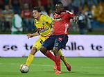 Independiente Medellín, si ser superior a su rival, pero dando muestras de la efectividad de su frente de ataque, venció 2 – 0 a Atlético Huila en el marco de la novena fecha del Torneo Apertura 2015, en compromiso disputado en el Atanasio Girardot.