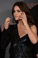 MADRID, SPAIN &ntilde; MARTCH 07: Penelope Cruz attends 'Loving Pablo' Premiere at Callao Cinema on March 7, 2018 in Madrid, Spain. <br /> ** NOT FOR SALE IN SPAIN**<br /> CAP/MPI/JOL<br /> &copy;JOL/MPI/Capital Pictures