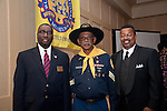 Chaplain Michael McCoy, Trooper James Shotwell, and Captain Paul J. Matthews