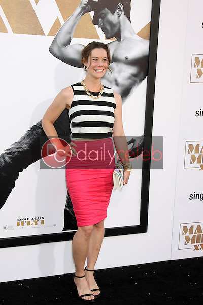 """Ashley Williams <br /> at the """"Magic Mike XXL"""" Premiere, TCL Chinese Theater, Hollywood, CA 06-25-15<br /> David Edwards/DailyCeleb.com 818-249-4998"""