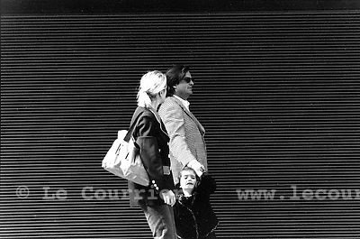 Genève, le 03.1997. .© Interfoto