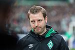 10.02.2019, Weserstadion, Bremen, GER, 1.FBL, Werder Bremen vs FC Augsburg<br /> <br /> DFL REGULATIONS PROHIBIT ANY USE OF PHOTOGRAPHS AS IMAGE SEQUENCES AND/OR QUASI-VIDEO.<br /> <br /> im Bild / picture shows<br /> Florian Kohfeldt (Trainer SV Werder Bremen), <br /> <br /> Foto © nordphoto / Ewert