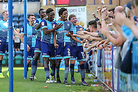 Wycombe Wanderers v Grimsby Town - 13.08.2016