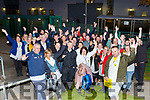 A half a millon reasons to smile for the 68 Kostal staff in Abbeyfeale, who won €500,000:00 in the Euro Millions Lottery Plus draw on Friday night last