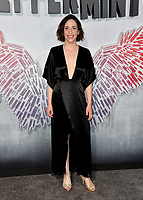 "LOS ANGELES, CA. August 28, 2018: Samantha Edelstein at the world premiere of ""Peppermint"" at the Regal LA Live."