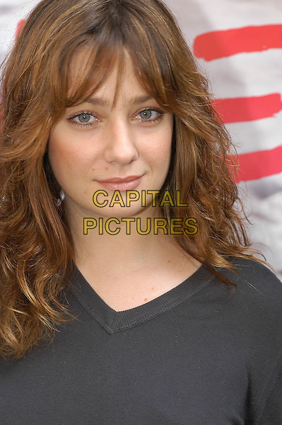 "GIOVANNA MEZZOGIORNO.Photocall for ""Stai con Me"", Rome, Italy,.23rd June 2004..portrait headshot.www.capitalpictures.com.sales@capitalpictures.com.©Capital Pictures"