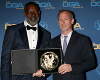 LOS ANGELES - FEB 2:  Dennis Haysbert, Spike Jonze at the 2019 Directors Guild of America Awards at the Dolby Ballroom on February 2, 2019 in Los Angeles, CA