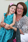 Caoimhe and Siobhan O'Dwyer at the KidKast Summer Show in The TLT...Photo NEWSFILE/Jenny Matthews.(Photo credit should read Jenny Matthews/NEWSFILE)....This Picture has been sent you under the condtions enclosed by:.Newsfile Ltd..The Studio,.Millmount Abbey,.Drogheda,.Co Meath..Ireland..Tel: +353(0)41-9871240.Fax: +353(0)41-9871260.GSM: +353(0)86-2500958.email: pictures@newsfile.ie.www.newsfile.ie.FTP: 193.120.102.198.