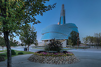 Canadian Museum for Human Rights (CMHR)<br /> Winnipeg<br /> Manitoba<br /> Canada