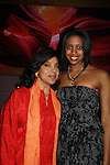 Santa Barbara and OLTL Phylicia Rashad & daughter Condola who is in the cast of Broadway's Stick Fly at the Cort Theatre, New York City, New York with after party at 48 Lounge with Alicia Keys and cast - Ruben Santiago-Hudson, Phylicia Rahad (Santa Barbara and OLTL) - mom of Condola (in cast) along with Tracie Thoms, Dulle Hill (Psych), Mekhi Phifer. (Photo by Sue Coflin/Max Photos)