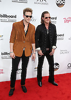 LAS VEGAS, NV - May 18 : Florida Georgia Line pictured at 2014 Billboard Music Awards at MGM Grand in Las Vegas, NV on May 18, 2014. ©EK/Starlitepics